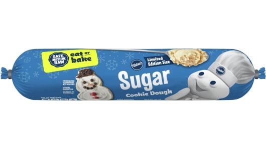 Pillsbury™ Sugar Refrigerated Cookie Dough - Front