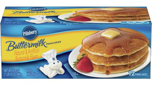 Pillsbury™ Buttermilk Pancakes - Front