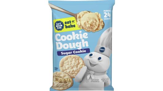 Pillsbury™ Ready to Bake!™ Sugar Cookie Dough - Front