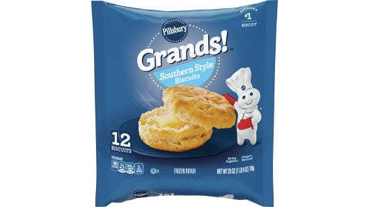 Grands!™ Southern Style Frozen Biscuits (12 count) - Front