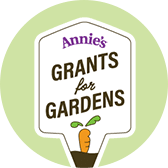 Annie's Grants for Gardens