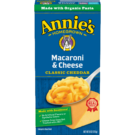 Classic Cheddar Mac and Cheese