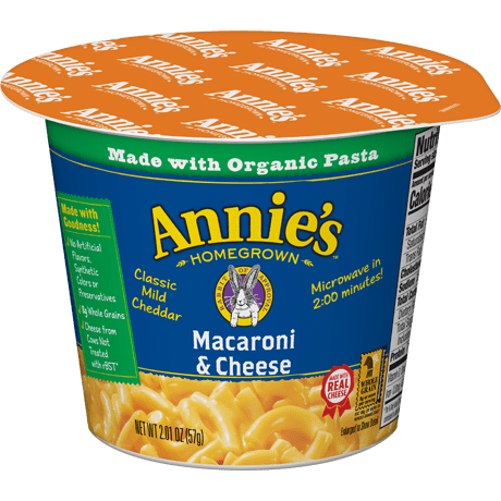 Classic Mild Cheddar Microwavable Mac and Cheese Cup