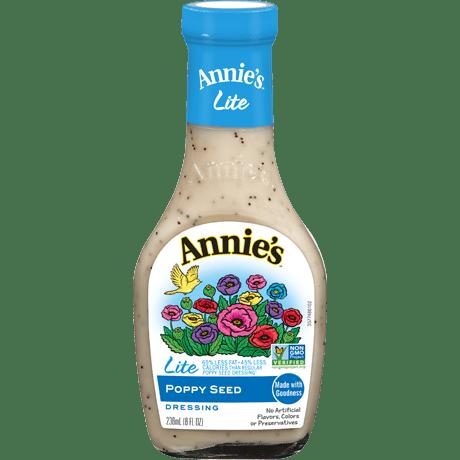 Lite Poppy Seed Dressing | Annie
