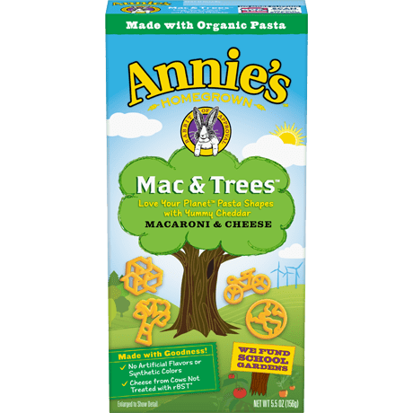 Mac and Trees Mac and Cheese