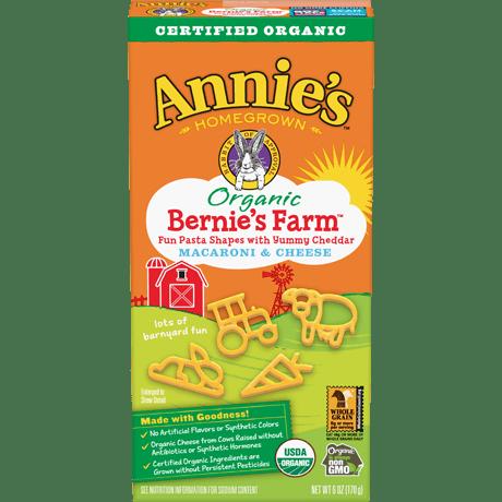 Organic Bernie's Farm® Mac and Cheese