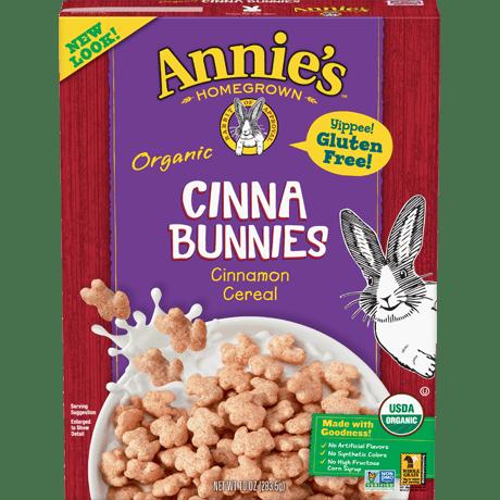 Organic Cinnabunnies Cereal