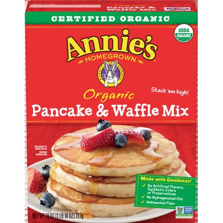 Organic Pancake & Waffle Mix