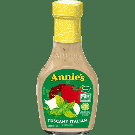 Bottle of Tuscany Italian Dressing
