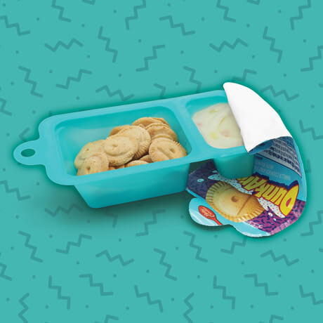 Dunkaroos Vanilla Cookies and Vanilla Frosting Individual Package
