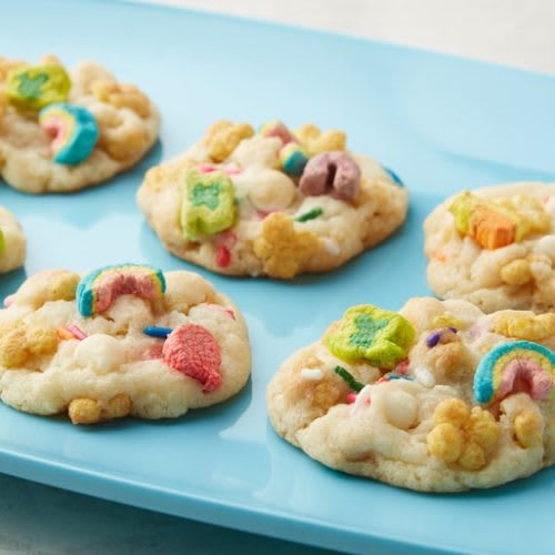 Magically Delicious Lucky Charms™ Cereal Cookies