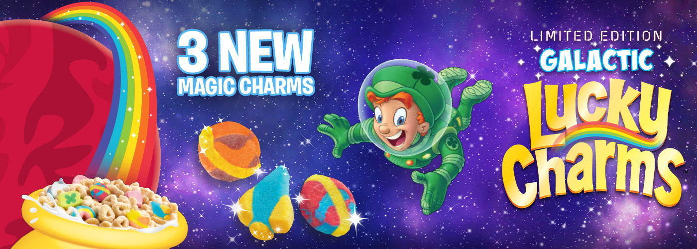 Galactic Lucky Charms Banner