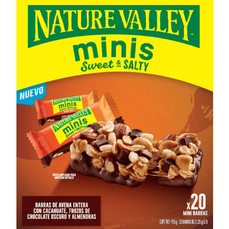 Nature Valley Latam Minis