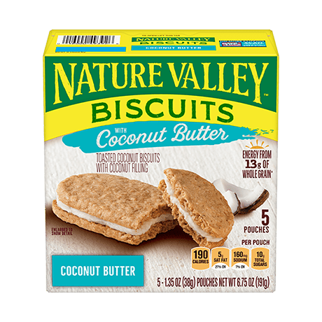 Coconut Butter Biscuit Sandwiches