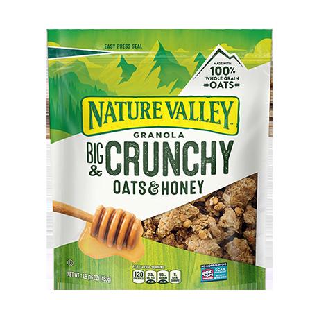 Oats & Honey Big & Crunchy Granola
