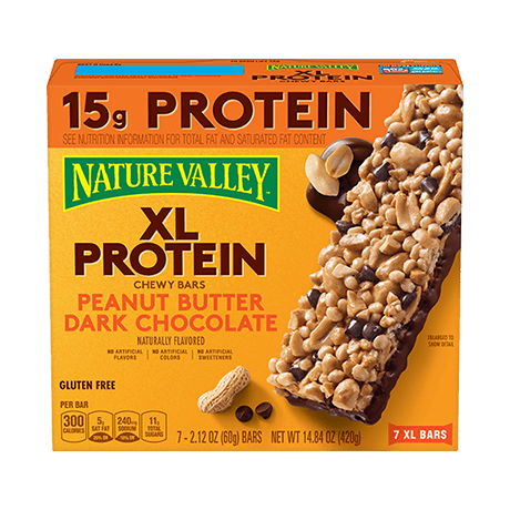 Xl Peanut Butter Dark Chocolate Protein Bars