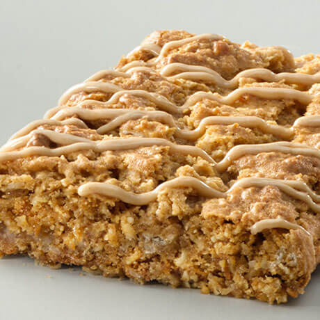 Soft Baked Oatmeal Square Photo