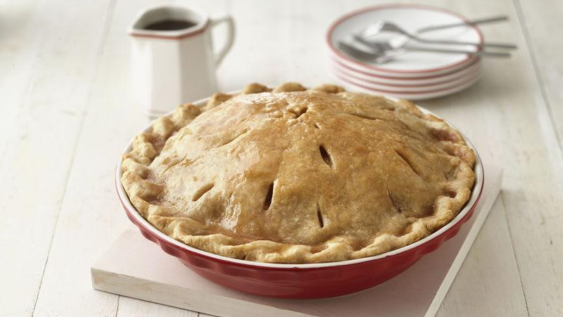 Delicious Cran Apple Pie