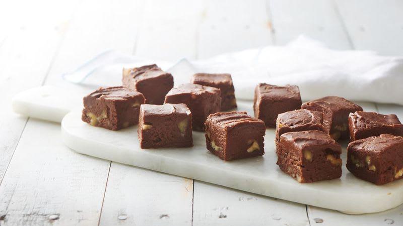 Fondant croquant au chocolat