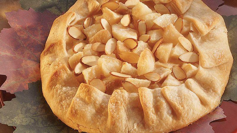 Crostata aux poires fraîches