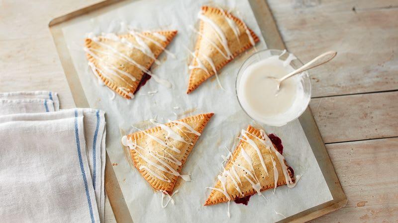 Triple Berry Chia Hand Pies
