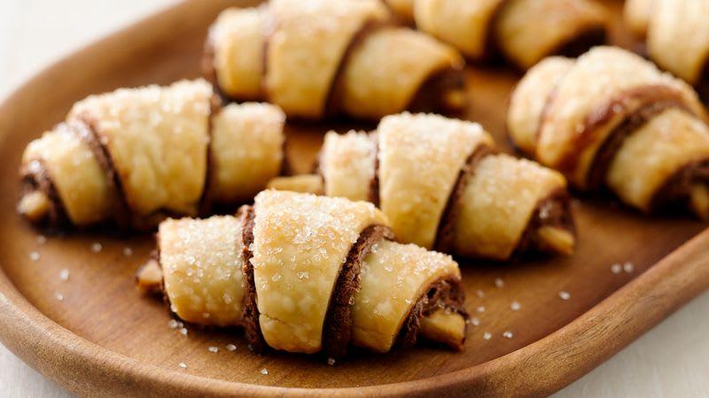 Biscuits roulés faciles au Nutella®