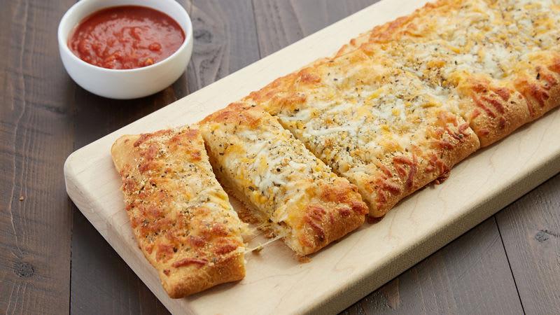 Pain de croissant au fromage à 5 ingrédients