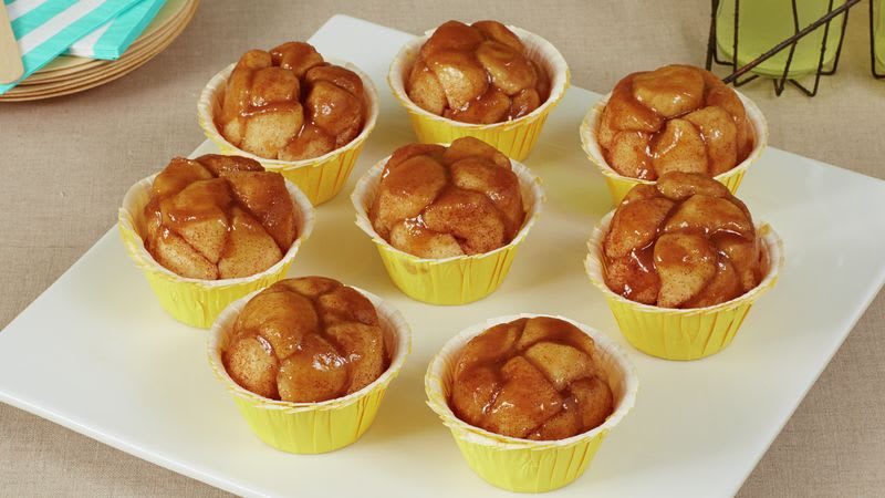Mini-pains de singe
