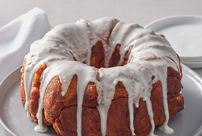 image of monkey bread