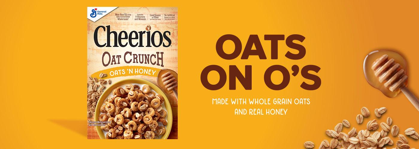 Oats on O's