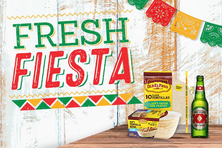 Fresh Fiesta