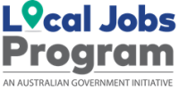 Local Jobs Program Logo