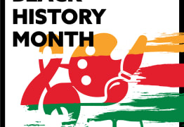 Black History Month Square Image