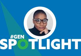 GenSpotlight Tanya Wedderburn
