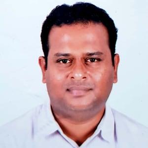 Muthukumar Ravindran headshot