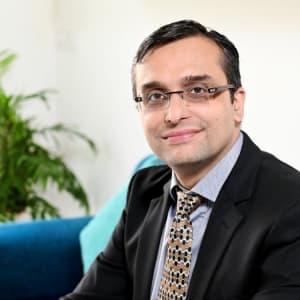 Vivek Pandit headshot