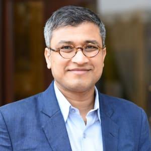 Rajat Gupta headshot