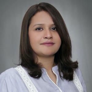 Khadija Haleem headshot