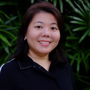 Christine Liu headshot