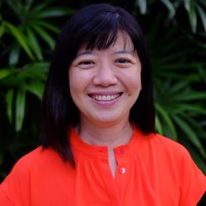 Huishan Phua headshot