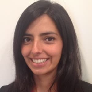 Claudia Mercado headshot