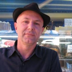Rolando Marazzi headshot