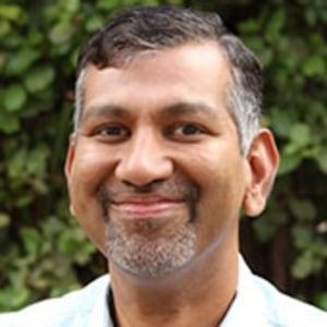 Ramakrishnan Hariharan headshot