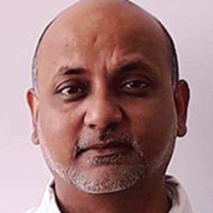 Arunesh Singh headshot