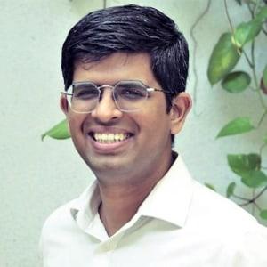 Prateek Hegde headshot
