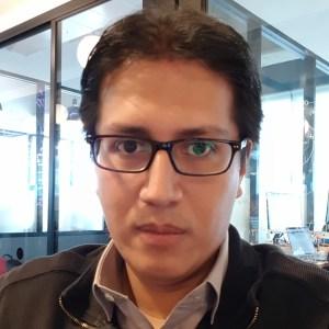Rogelio Vargas Marquez headshot