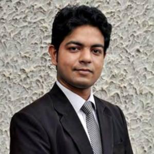 Vaibhav Pandey headshot