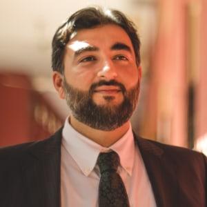 Gauher Aftab headshot