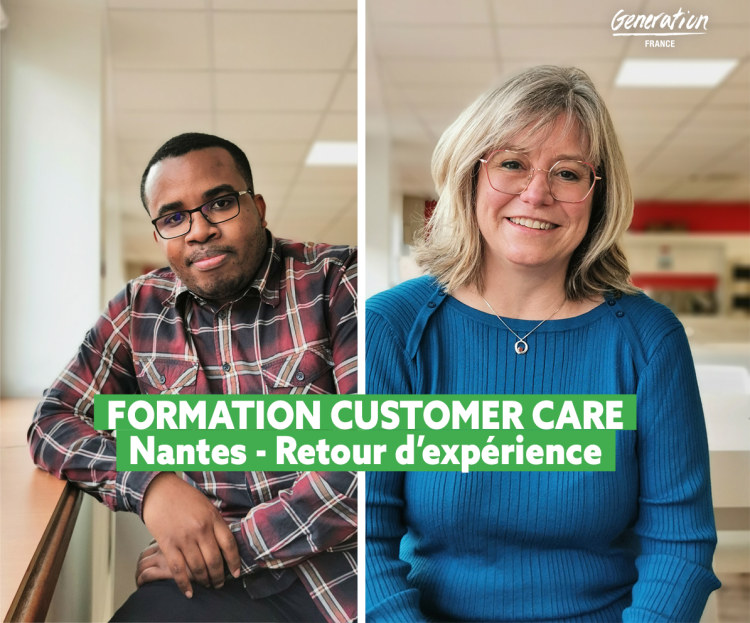 formation relation client generation témoins