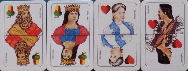 Die Tell-Karten